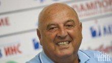 Зелена светлина - битка ще има! Венци Стефанов с важен коментар за президентския пост на БФС