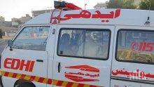 Най-малко петима загинали при самоубийствен атентат в църква в Пакистан (ВИДЕО)