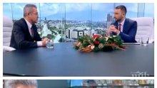 ЕКСКЛУЗИВНО! Йордан Цонев със закачка към Хекимян: Искаме вота на недоверие на Антоновден в твоя чест!