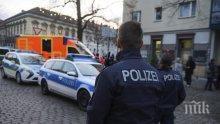 Германски полицаи нахлуха в жилища на предполагаеми ислямисти