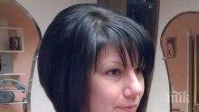 Красива бургазлийка дари отрязаните си коси за онкоболни жени