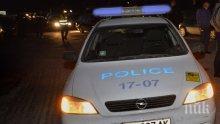 СРЕДНОЩНО МЕЛЕ! Пиян шофьор удари патрулка в София