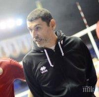 Александър Попов: Беше страхотно преживяване ЦСКА да играе срещу Белогорие