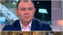 ЕКСКЛУЗИВНО В ПИК! Светлозар Лазаров с горещ коментар за убийството на Дамла и стрелбата по шефа в НАП Иво Стаменов