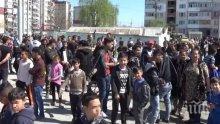 20 000 живеят нелегално в Столипиново, незаконните къщи са хиляди