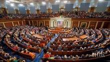 Обвиненият в сексуален тормоз американски сенатор Ел Франкен ще напусна Сената си на 2 януари