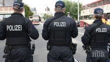 Арест! Полицията в Карлсруе задържа предполагаем терорист, подготвял атентат