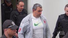 """Сумиста от """"Килърите"""" планирал бягство от затвора"""