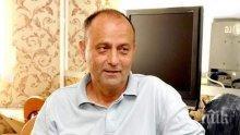 Актьорът Филип Трифонов става почетен гражданин на София