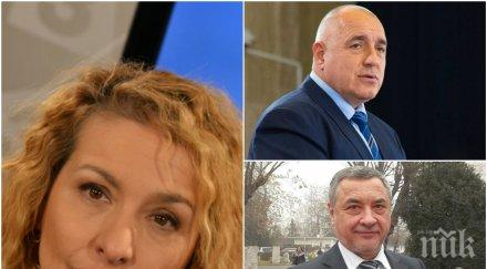 ИЗВЪНРЕДНО И САМО В ПИК! Проф. Антоанета Христова: ГЕРБ ще трябва да се борят за дясното, докато БСП сега са сами в ляво! Борисов гради сериозен авторитет в международен план