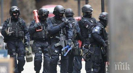Британската полиция е предотвратила извършването на терористичен атентат в страната