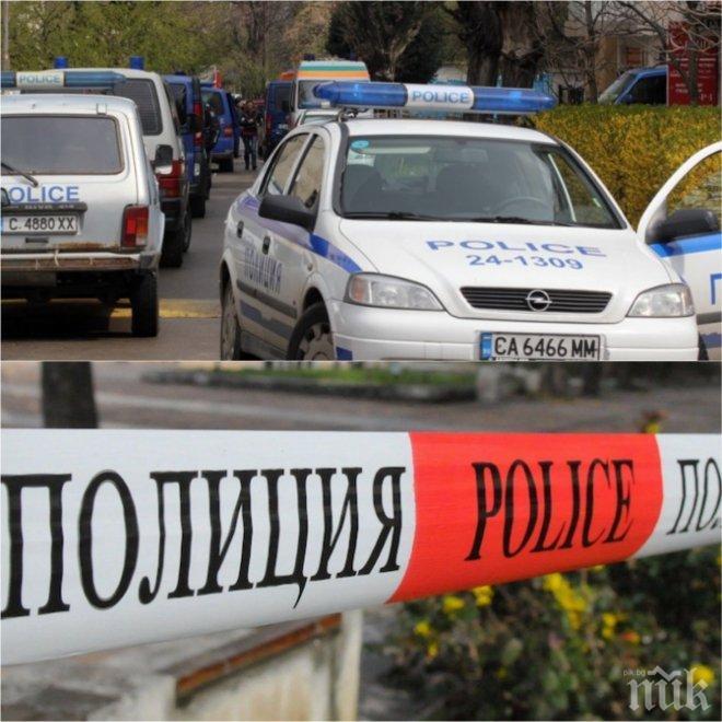ИЗВЪНРЕДНО В ПИК! Кървав екшън в центъра на София! Неизвестни откриха стрелба по автомобил - постреляният е шеф в НАП (ОБНОВЕНА)
