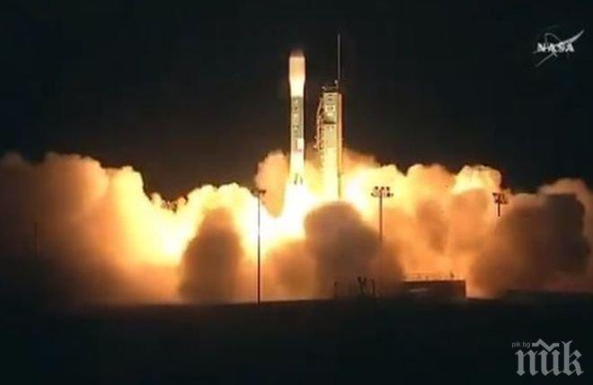 Стратегия! Русия планира увеличаване броя на космическите полети през следващата година