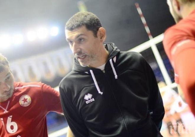 Александър Попов дебютира с победа в Хебър