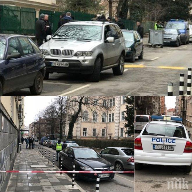 САМО В ПИК! Простреляли шефа в НАП Иво Стаменов със снайпер (СНИМКИ/ОБНОВЕНА)