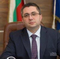 Министър Нанков разкри кога ще е готова пасарелката на Атия