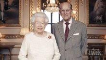 В коледното си слово Елизабет Втора отдава почит към пострадали от тероризма