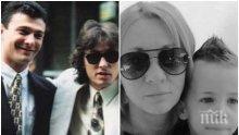 ЩАСТЛИВА ВЕСТ! Сестрата на убитите босове на ВИС Васил и Георги Илиеви роди близначки! Мариана сияе от щастие, децата й прибират част от богатството на братята