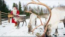 НА ПЪТ! Дядо Коледа потегли от Лапландия