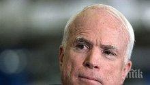 Джон Маккейн: Предоставянето на смъртоносно оръжие на Украйна ще помогне за постигането на мир
