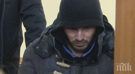Прокуратурата поиска постоянното задържане на Мехмед Салих за смъртта на Дамла