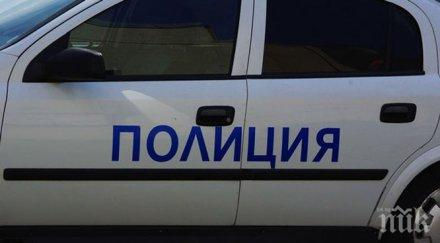 ЛУД ЕКШЪН: 23-годишен бандит катастрофира с откраднат камион, бягайки от полицията