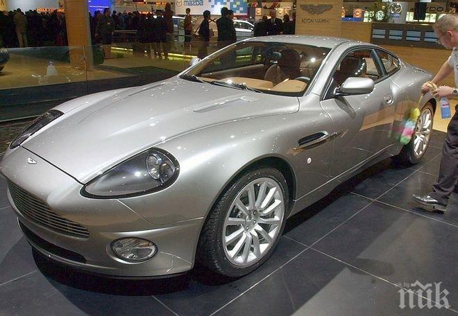 Aston Martin ще изтегля от пазара в САЩ около 5 500 автомобила заради технически проблеми