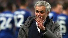 Жозе Моуриньо в атака: Сити, Тотнъм, Челси и Арсенал не са големи клубове