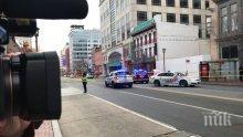 ЕКШЪН В САЩ! Мъж откри стрелба на оживено кръстовище във Вашингтон