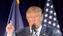 Тръмп: Моят рейтинг е приблизително същият като на Барак Обама