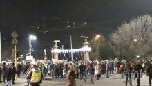 ТОТАЛНО БЕЗЗАКОНИЕ! София под блокада на шепа екорекетьори - превърнаха столичани в заложници по празниците