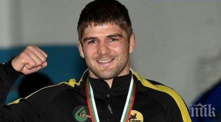 Иво Ангелов е спортист №1 на Перник, той смята, че друг повече заслужава наградата