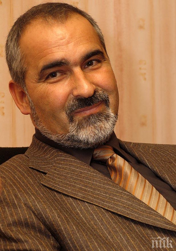 Да си спомним за Стефан Попов - създателят на Рефан България