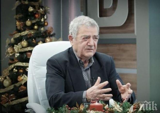 Стефан Цанев: България няма да загине
