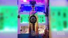 Бутилка водка за 1,3 млн. долара беше открадната от бар в Копенхаген