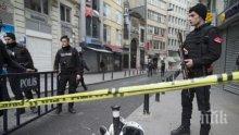 Турция с изключителни мерки за сигурност за Нова година - забраниха увеселения по площади