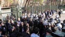 НОВИ ЖЕРТВИ! Десет души убити при масовите безредици в Иран