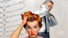 Наръчник на перфектната съпруга от 50-те