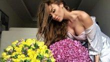 Моника Валериева заби милионер от Катар (СНИМКИ)