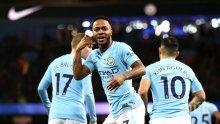 Манчестър Сити се върна на победния път с рекордно бърз гол