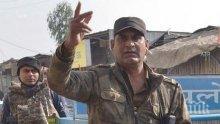 Терористи убиха петима служители на реда при нападение над лагер на полицията в Индия