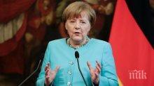 Меркел обеща през 2018 година да работи повече върху социалното разделение в Германия