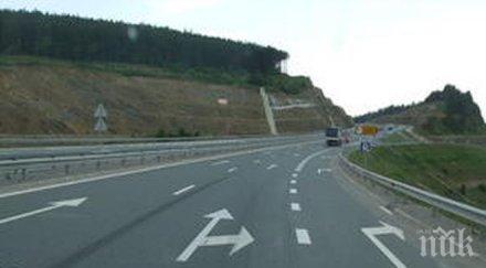 """МРРБ възложи изготвянето на проект за Подробен устройствен план за лот 3.2 на автомагистрала """"Струма"""""""