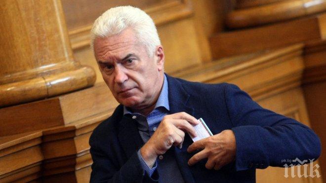 """ЕКСКЛУЗИВНО! Волен Сидеров с горещ коментар за втория лифт в Банско и корупцията в България! Лидерът на """"Атака"""" бесен от поскъпването на водата (ОБНОВЕНА)"""