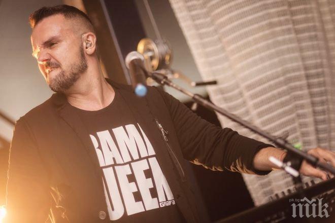 Владо Графа записва нов албум
