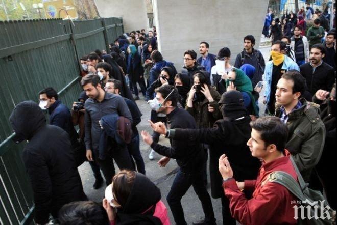 Ще избухне ли гражданска война в Иран?