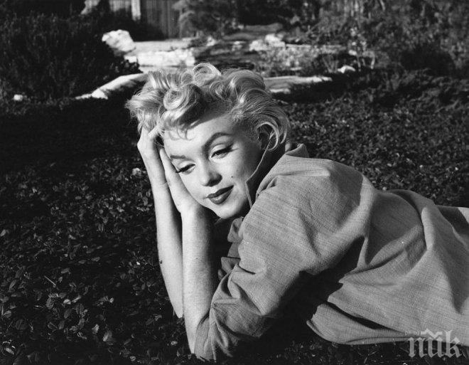 Знаете ли какво си пожела Мерилин Монро за новата 1956 г.? Ако не, вижте
