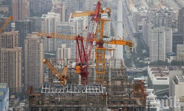 Продават небостъргач на търг в интернет