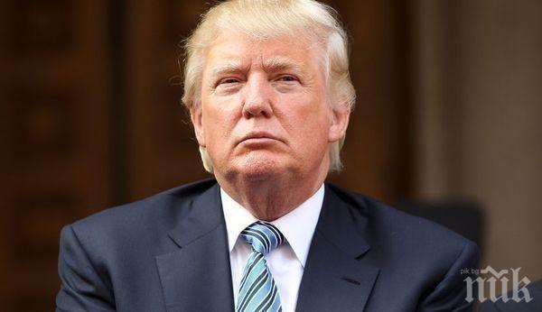Тръмп раздава награди за фалшиви новини