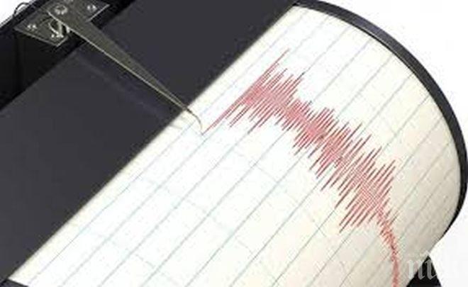 Ново земетресение разлюля Гърция! Усети се в България и Македония